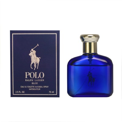 Ralph Lauren Polo Blue EDT  -  75 ml(For Men)