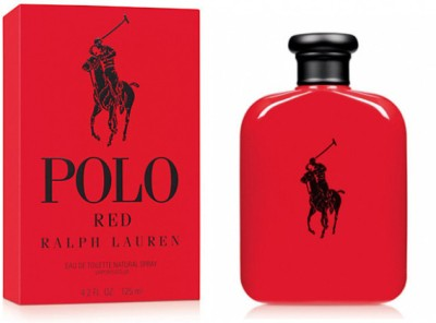 Ralph Lauren Polo Red EDT - 125 ml