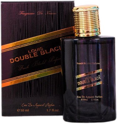 louis DOUBLE BLACK Eau de Parfum  -  50 ml