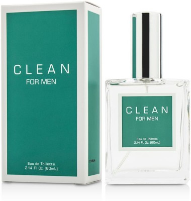 Clean Clean Men Eau De Toilette Spray Eau de Toilette  -  60 ml