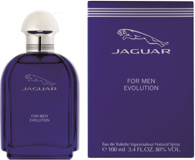 Jaguar FOR MEN EVOLUTION Eau de Toilette - 100 ml(For Men)