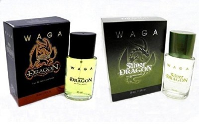 waga golden dragon silver dragon Eau de Parfum  -  30 ml