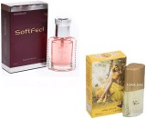 Formless Combo Soft Feel and Afreen Eau ...