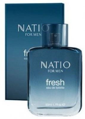 Natio Mens Fresh Eau de Toilette  -  50 ml