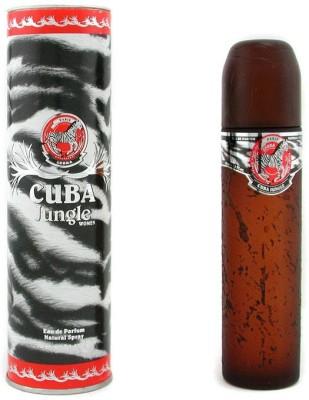 Cuba Cuba Jungle Zebra Eau De Parfum Spray Eau de Parfum  -  100 ml