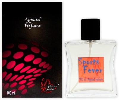 Fragrance And Fashion Sports Fever Eau de Toilette  -  100 ml