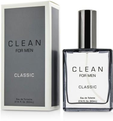 Clean Clean For Men Classic Eau De Toilette Spray Eau de Toilette  -  60 ml