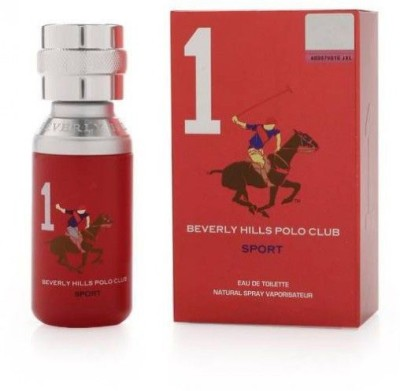 Beverly Hills Polo Club Sport No 1 Eau de Toilette  -  100 ml