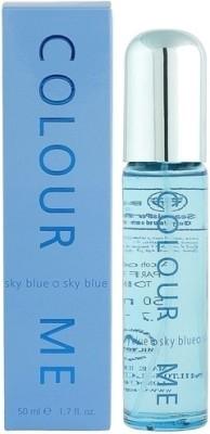 Colour Me Sky Blue EDT  -  50 ml