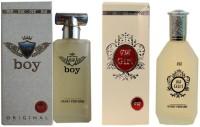 OSR Exotic Boy And Girl Perfume combo of 110 ML+120 ML Eau de Parfum  -  230 ml(For Boys)