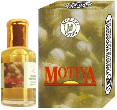 Purandas Ranchhoddas PRS Motiya Attar EDP  -  10 ml