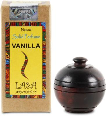 Lasa Aromatics solid perfume vanilla Eau de Parfum  -  6 g