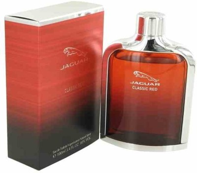 Jaguar Classic Red EDT  -  100 ml