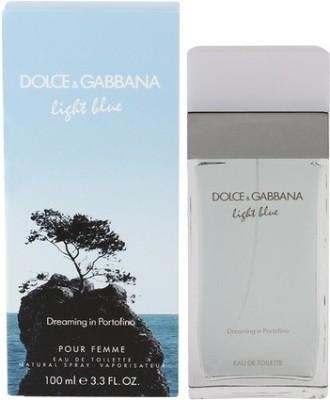 Dolce & Gabbana Light Blue Dreaming in Portofino EDT - 100 ml
