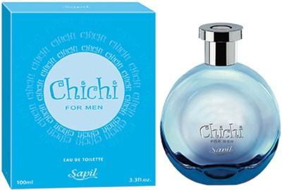 Sapil Chichi Men Perfume Eau de Toilette  -  100 ml