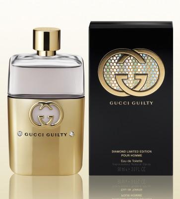 GUCCI Guilty Pour Homme Diamond Eau de Toilette  -  90 ml