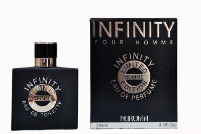 CFS Infinity Black Eau de Parfum  -  100 ml