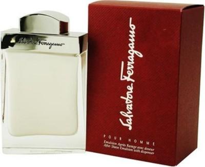 Ferragamo Pour Homme AS Emulsion Aftershave  -  50 ml(For Men)
