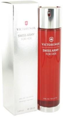 Swiss Army For Her EDT Eau de Toilette  -  100 ml