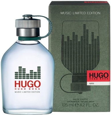 Hugo Boss Man Music Limited Edition EDT  -  125 ml