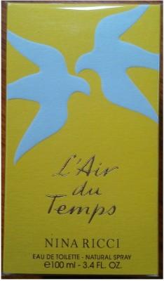 Nina Ricci LAir Du Temps EDT - 100 ml