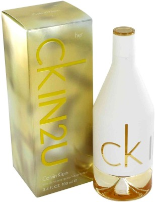Calvin Klein IN2U EDT - 100 ml(For Women)