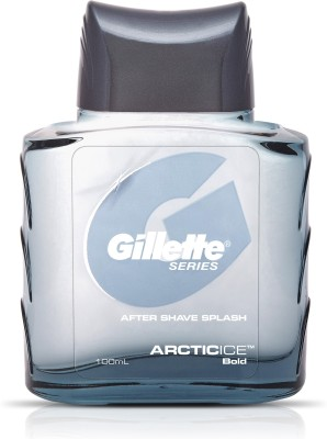 Gillette Arctic Ice Aftershave  -  100 ml(For Men)