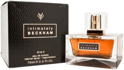 David Beckham Intimately EDT  -  75 ml