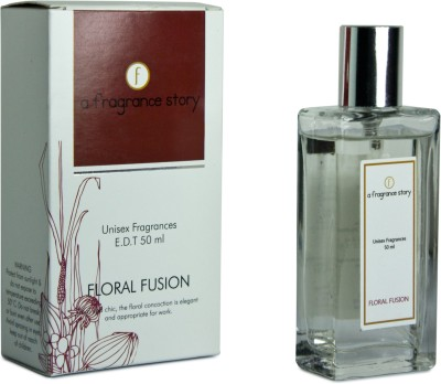 A Fragrance Story Floral Fusion EDT  -  50 ml(For Men, Women)
