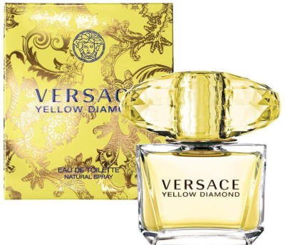 Versace Yellow Diamonds Eau de Parfum - 90 ml