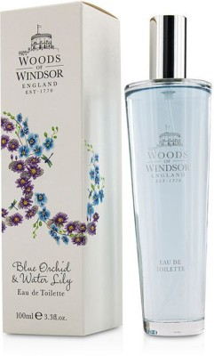Woods Of Windsor Blue Orchid & Water Lily Eau De Toilette Spray Eau de Toilette  -  100 ml