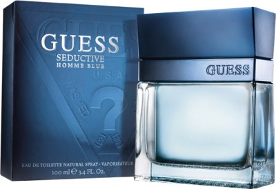 Guess Seductive Homme Blue EDT  -  100 ml