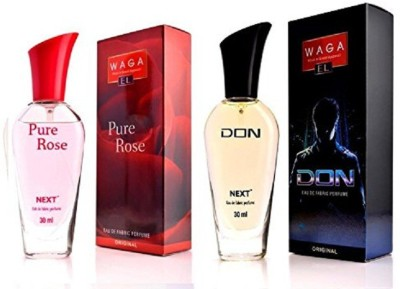 waga Pure Rose, Don Eau de Parfum  -  30 ml