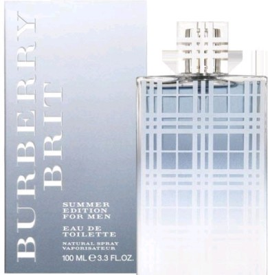 Burberry Brit Summer Edition EDT - 100 ml(For Men)