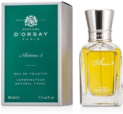 Parfums D,Orsay Arome 3 Eau De Toilette Spray Eau de Toilette  -  50 ml