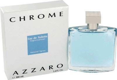 Azzaro Chrome - Set of 2 (2 x 100 ml) EDT  -  200 ml