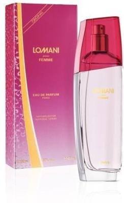 Lomani lomani pour femme EDT  -  100 ml