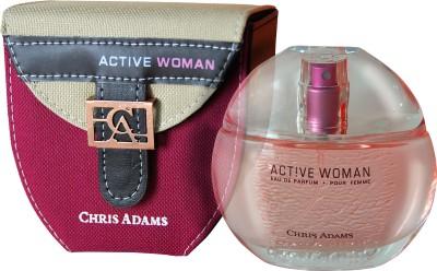 Chris Adams Active Woman EDP  -  100 ml