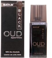 Mayur Black Ood Non Alcholic Perfume Floral Attar(Woody)