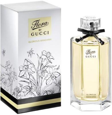 Gucci Flora Glorious Mandarin Eau de Toilette  -  100 ml