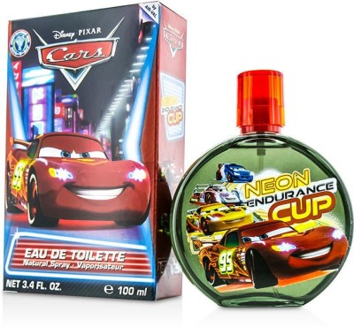 Air Val International Disney Cars Eau De Toilette Spray Eau de Toilette  -  100 ml