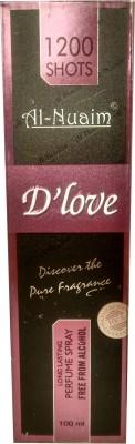 Al-Nuaim D Love Eau de Parfum  -  250 ml