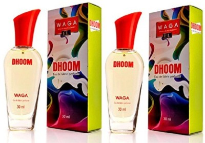 waga Dhoom Pack of 2 Eau de Parfum  -  30 ml