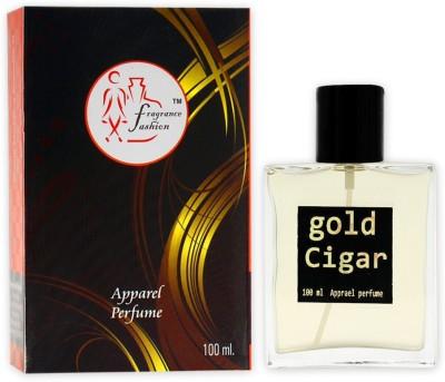 Fragrance And Fashion Gold Cigar Eau de Toilette  -  100 ml
