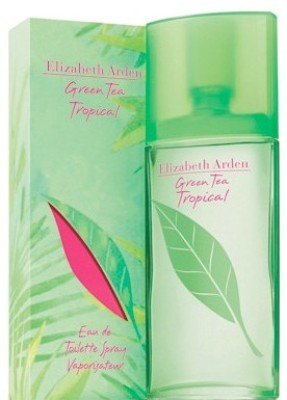 Elizabeth Arden Green Tea Tropical EDT  -  100 ml(For Women)