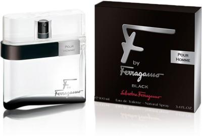 Salvatore Ferragamo Black EDT  -  100 ml