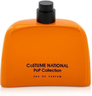 Costume National Pop Collection Eau De Parfum Spray - Orange Bottle (Unboxed) Eau de Parfum  -  100 ml