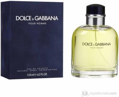 D&G Pour Homme EDT - 125 ml