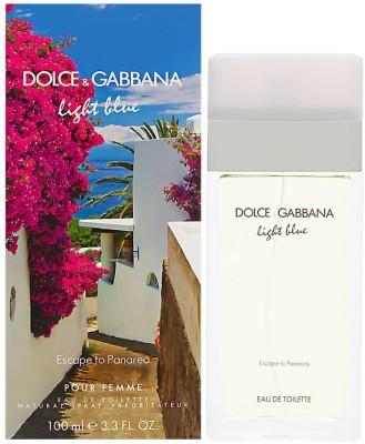 Dolce & Gabbana Light blue Escape to panarea Eau de Toilette  -  100 ml