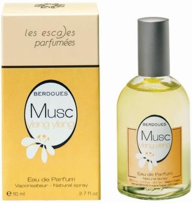 Les Escales Parfumees Musc Ylang Ylang EDP  -  100 ml